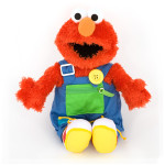 Teach Me Elmo Plush Doll
