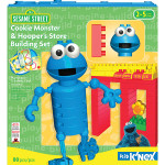 Sesame Street KNEX Cookie & Hoopers Store Building Set
