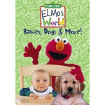 Elmo's World: Babies, Dogs & More DVD