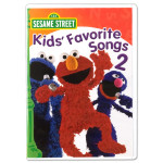 Kids Favorite Songs 2 DVD