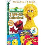 Stories, Games and Songs (3 DVD Gift Set)