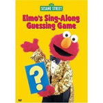 Elmo's Sing-Along Guessing Game DVD