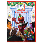 Elmo's World: Happy Holidays DVD