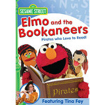 Elmo and the Bookaneers: Pirates Who Love To Read DVD