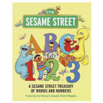 ABC & 123: A Sesame Street Treasury Book