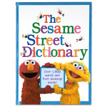 Sesame Street Dictionary Book