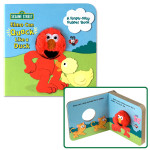 Elmo Can Quack Like A Duck Book