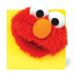 Furry Faces: Elmo! Book