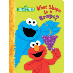 What Shape Is A Grape? Book