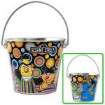 Sesame Street Tin Bucket