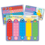 Sesame Street Potty Training Sticker Rewards Kit