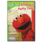 Elmo's Potty Time DVD