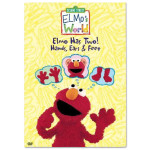Elmo's World: Elmo Has Two! DVD