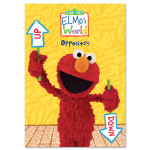 Elmo's World: Opposites DVD