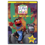 Elmo's World: Wild Wild West! DVD