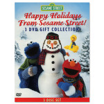 Happy Holidays From Sesame Street! 3-DVD Gift Collection