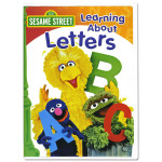 Learning About Letters DVD