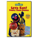 Let's Eat! Funny Food Songs DVD