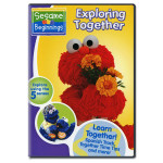 Sesame Beginnings: Exploring Together DVD