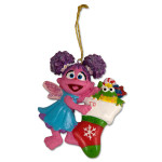 Abby Cadabby Stocking Ornament