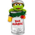 Oscar The Grouch Stocking