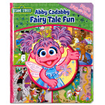 Abby Cadabby Fairy Tale Fun Book