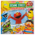 Sesame Street Treasury Book