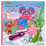 Abby's Wand: It's So Magic! Book
