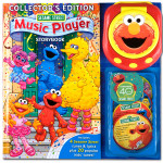 Sesame Street Music Player 40th Anniversary Book