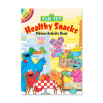 Healthy Snacks Sticker Activity Book