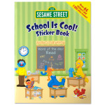 School Is Cool Sticker Book