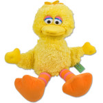 Big Bird Full Body Hand Puppet