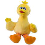 Big Bird Beanbag Plush