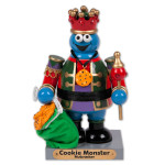 Cookie Monster Nutcracker