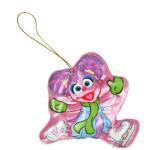 Abby Cadabby Skating Ornament