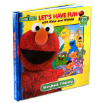 Let's Have Fun with Elmo and Friends Storybook Treasury
