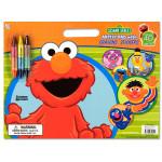 Sesame Street Artist Pad
