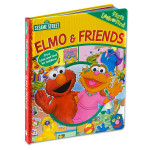 Elmo & Friends Look and Find Book