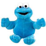 Cookie Monster Finger Puppet