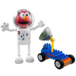 KNEX Elmos Space Adventure Building Set