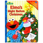 Elmo's Night Before Christmas Book