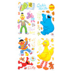 Sesame Street Peel and Stick Wall Decals