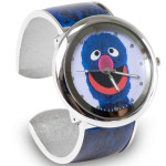Sesame Street Grover Bangle Watch