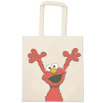 Elmo Adult Tote Bag