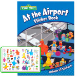 At the Airport Sticker Book