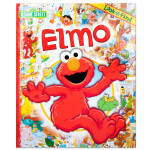 Elmo Look and Find Book