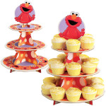 Elmo Treat Stand
