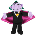 Count Von Count Beanbag
