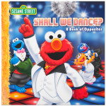 Elmo Shall We Dance Book