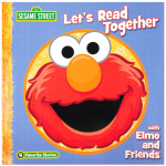 Elmo Lets Read Together Book